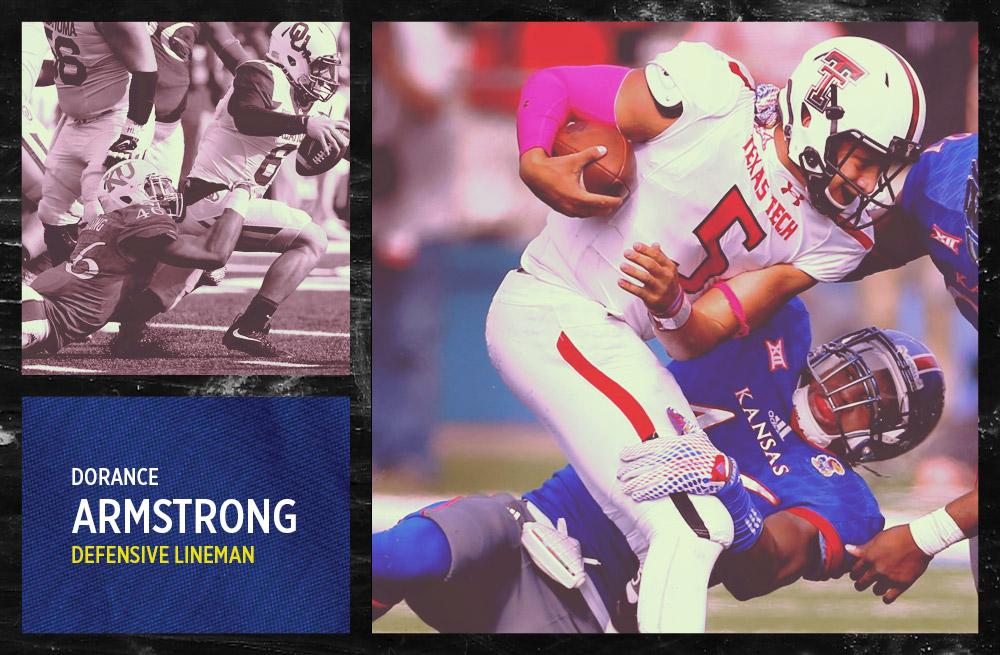 Dorance Armstrong Card