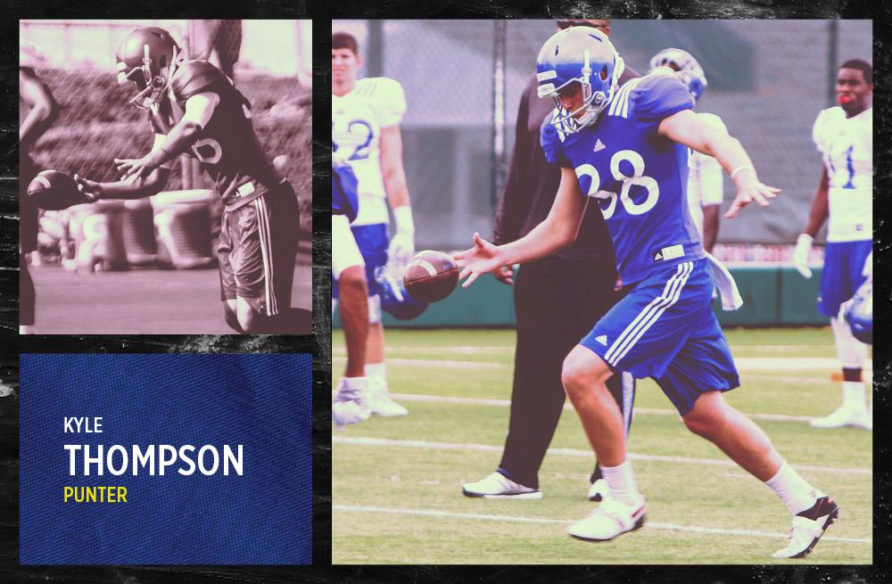 Kyle Thompson Card