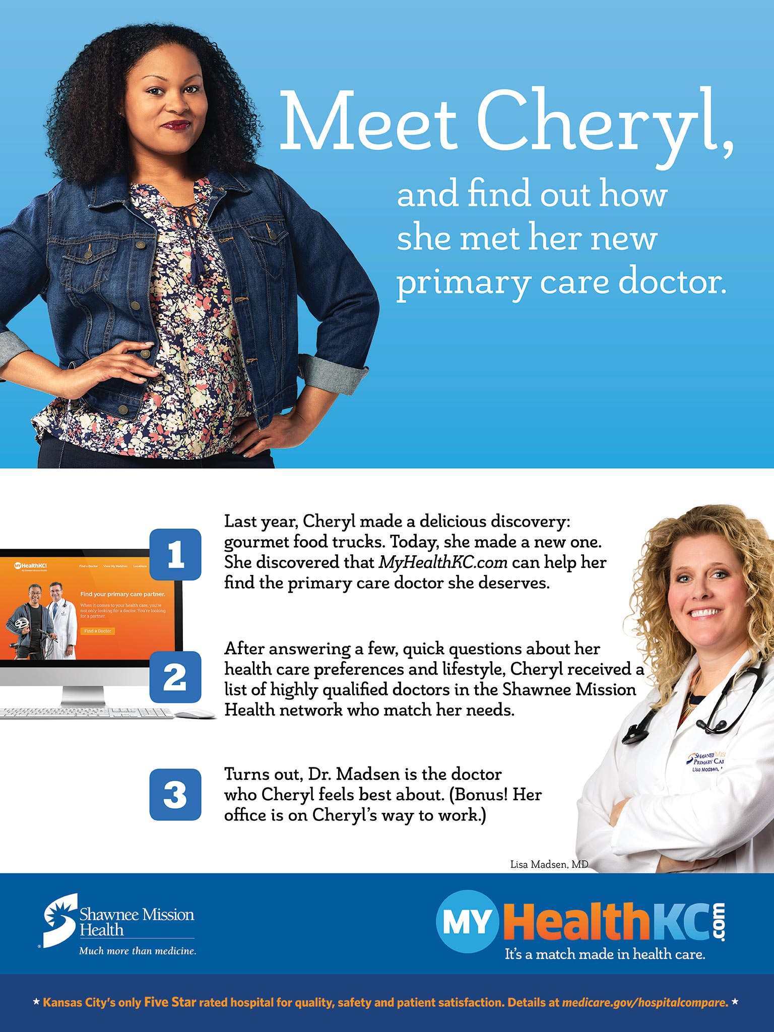 Shawnee Mission Health Ad
