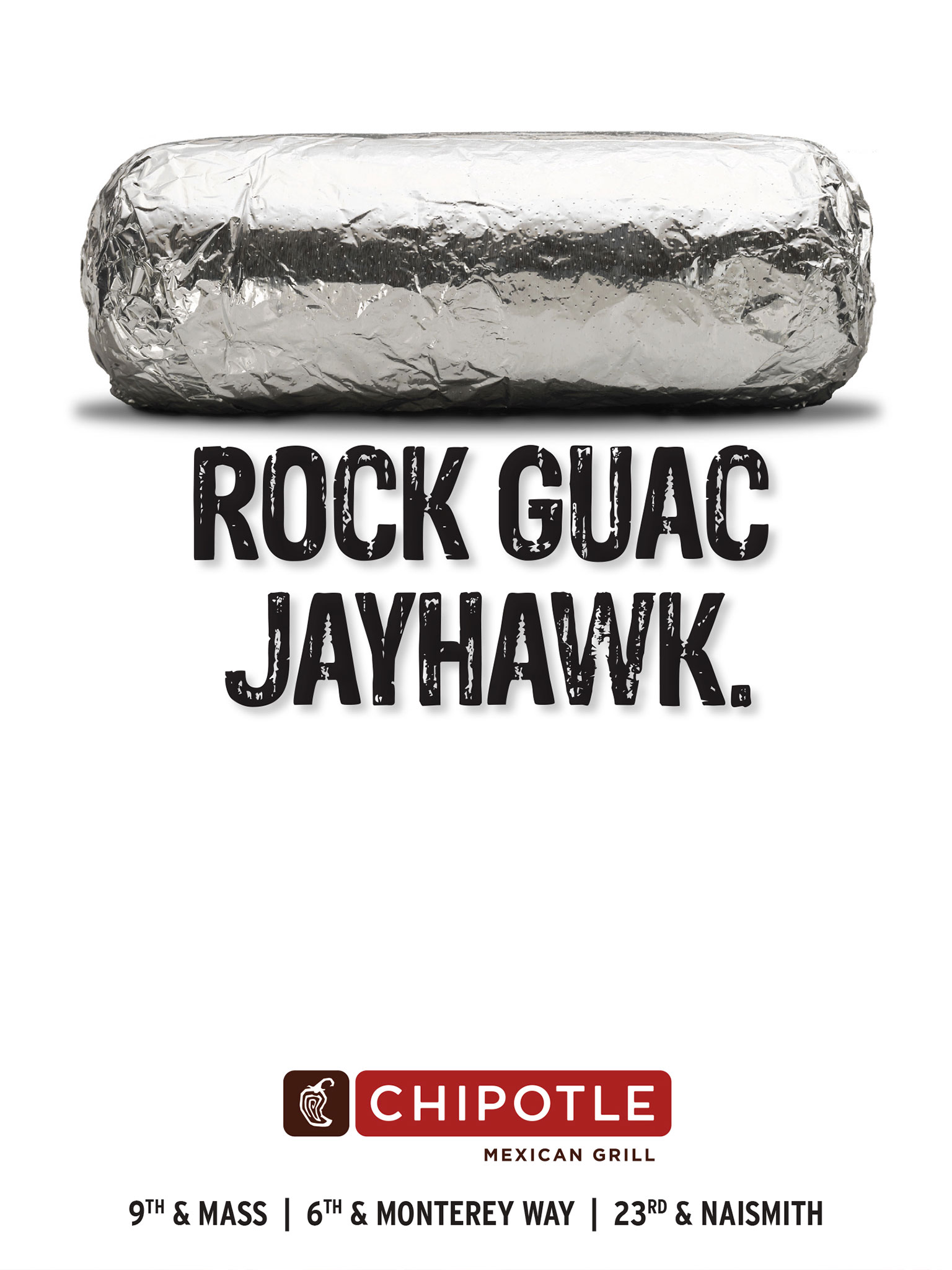 Chipotle Catering Ad