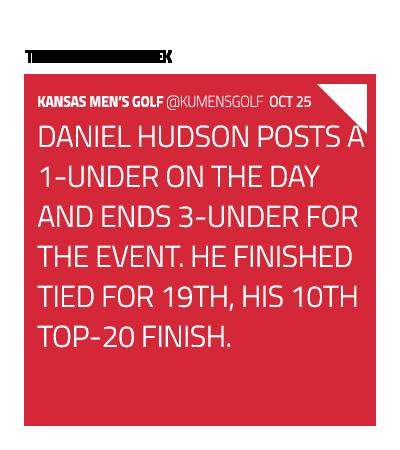 Men's Golf Social Posts