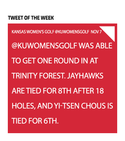 Women's Golf Social Posts