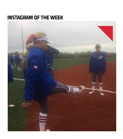 Softball Instagram of the Week