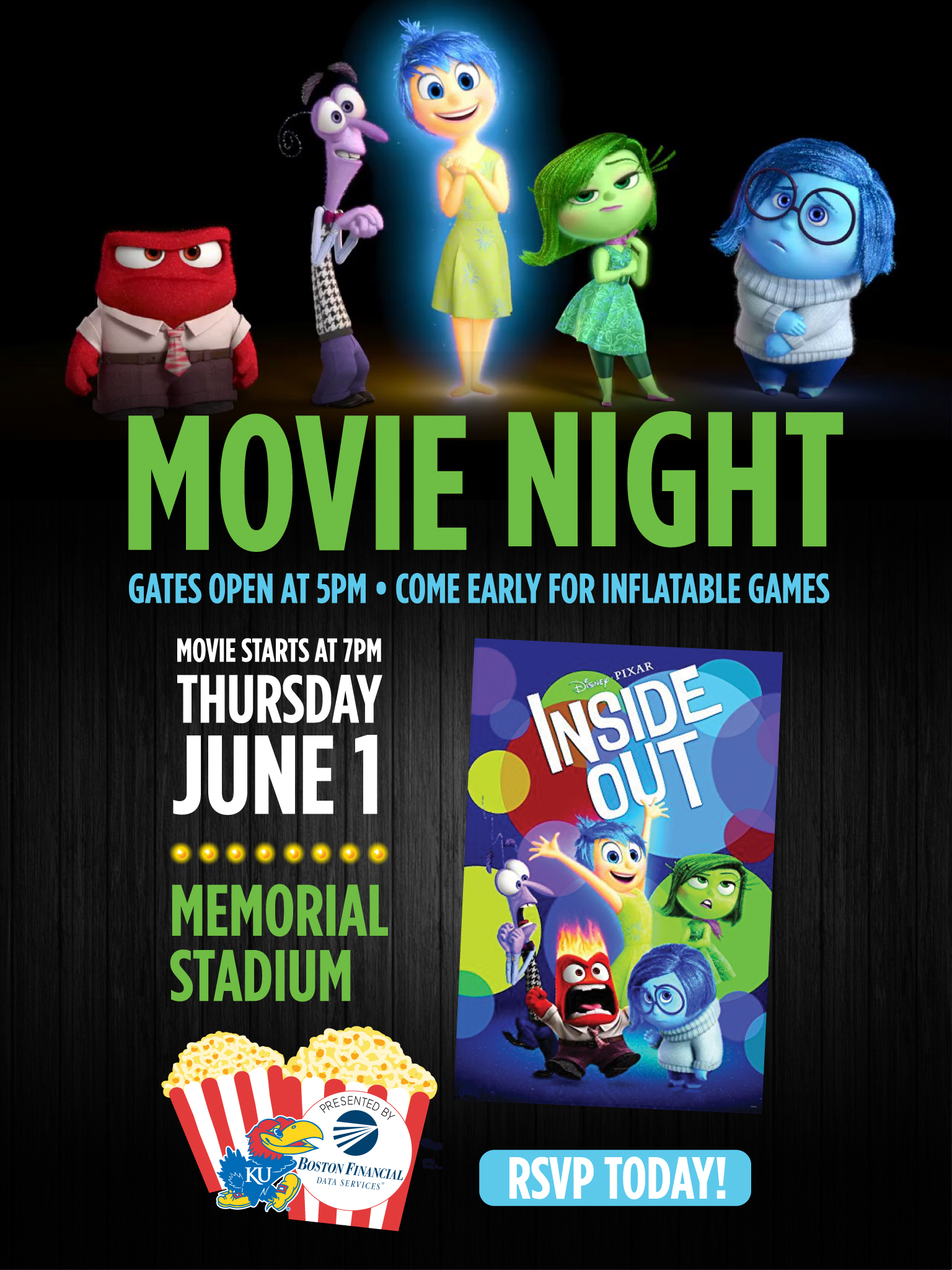 Movie Night Ad