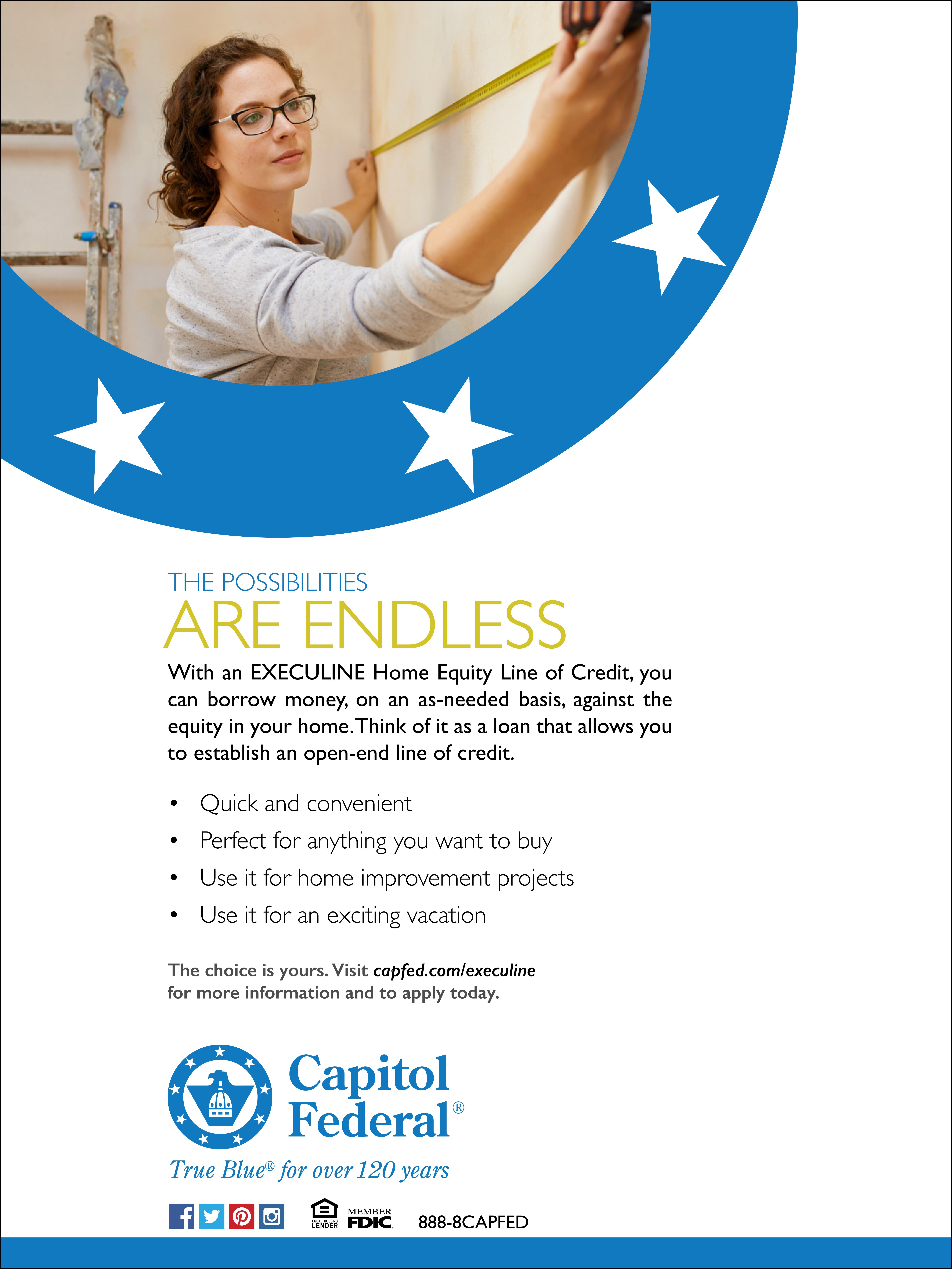 Cap Fed Ad