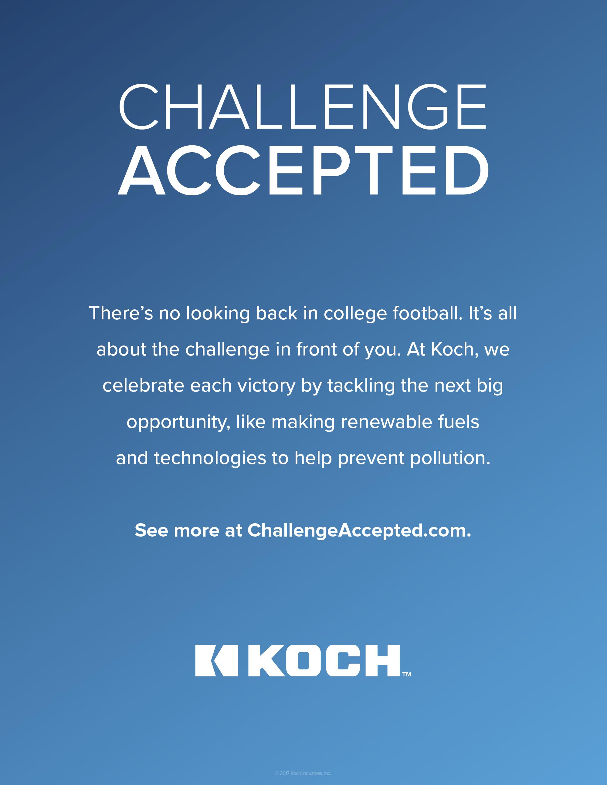 Koch Ad