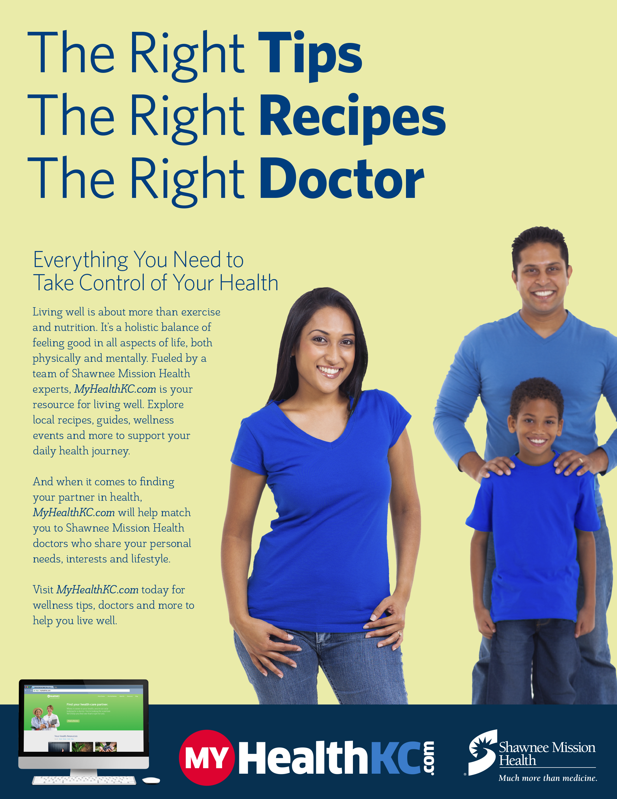 Shawnee Mission Health ad