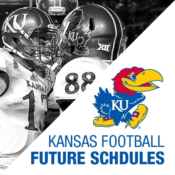 Jayhawks Release 2016 Football Schedule Kansas Jayhawks